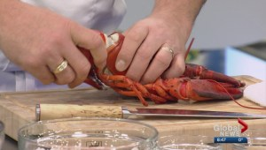 Saturday Chef: Joe Fortes' Lobster Roll